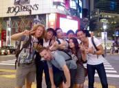 Belles rencontres à l'improviste dans les rues de Shibuya - Tokyo