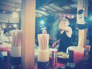 """Restaurants de rue """"yataï"""" à Hakata"""
