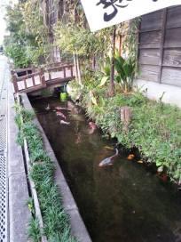 """Quartier de la """"petite Edo"""" à Kawagoe (Edo est l'ancien nom de Tokyo)"""