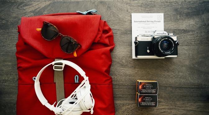 Faire son sac à dos pour un tour du monde – Notre Check-list