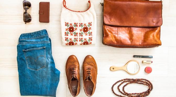 Check-list – Vêtements pour un long voyage