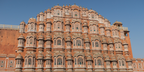 Palais des vents de Jaipur