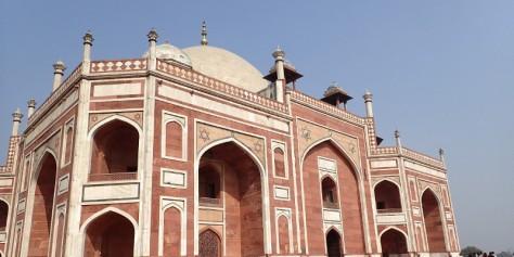 tombe de Hamayun a New Delhi