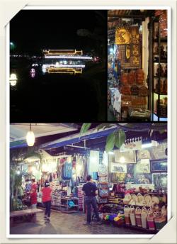 marché de nuit de Siem Reap
