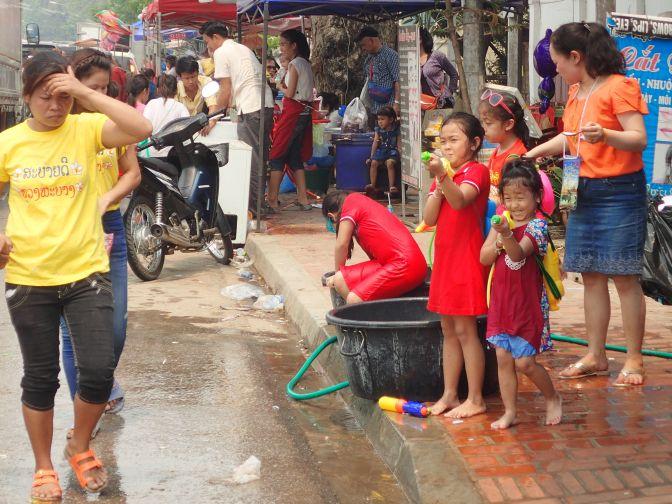 Pi Mai : Le Nouvel An Lao et la fête de l'eau