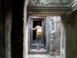 L'interieur d'Angkor Wat