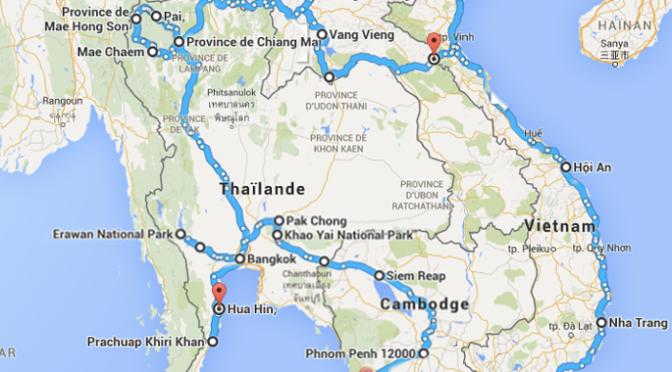 2 mois et demi en Asie du Sud-est : Le bilan