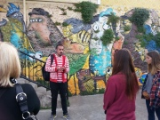 Rencontre avec Wally (notre Charlie chilien)