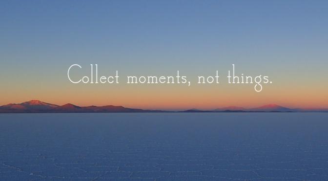 Quelques idées de souvenirs à ramener de voyage…